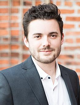 Ian Court - Sales Representative