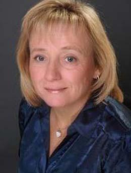 Jeannette Pearce - Sales Representative
