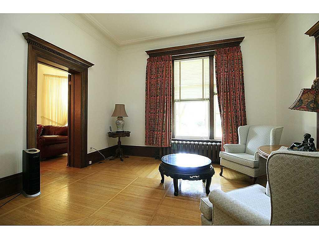 64 Charlton Avenue W  - Living Room.
