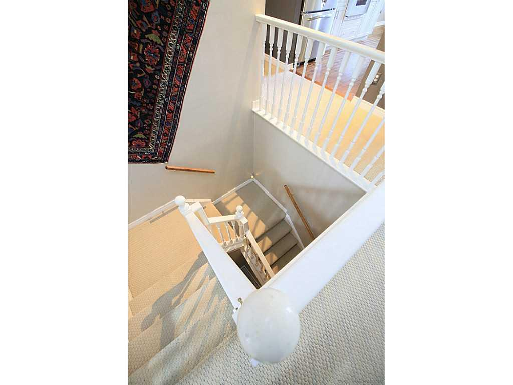 99 Muskoka Drive - Staircase.