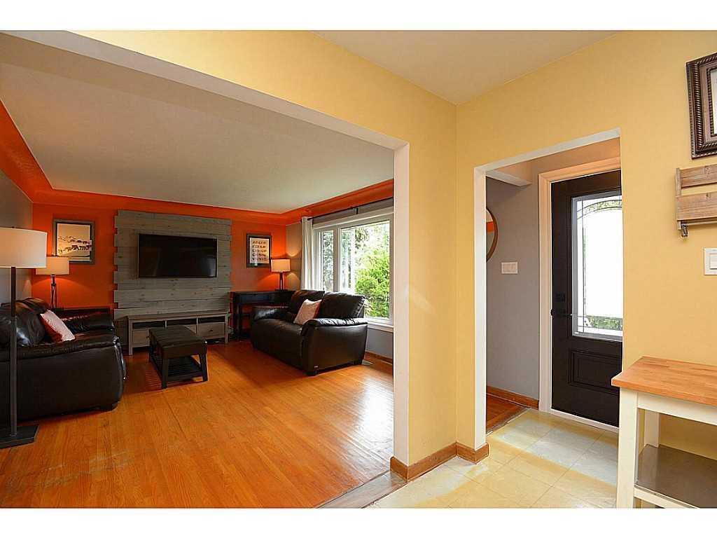 55 Burfield Avenue - Living Room.