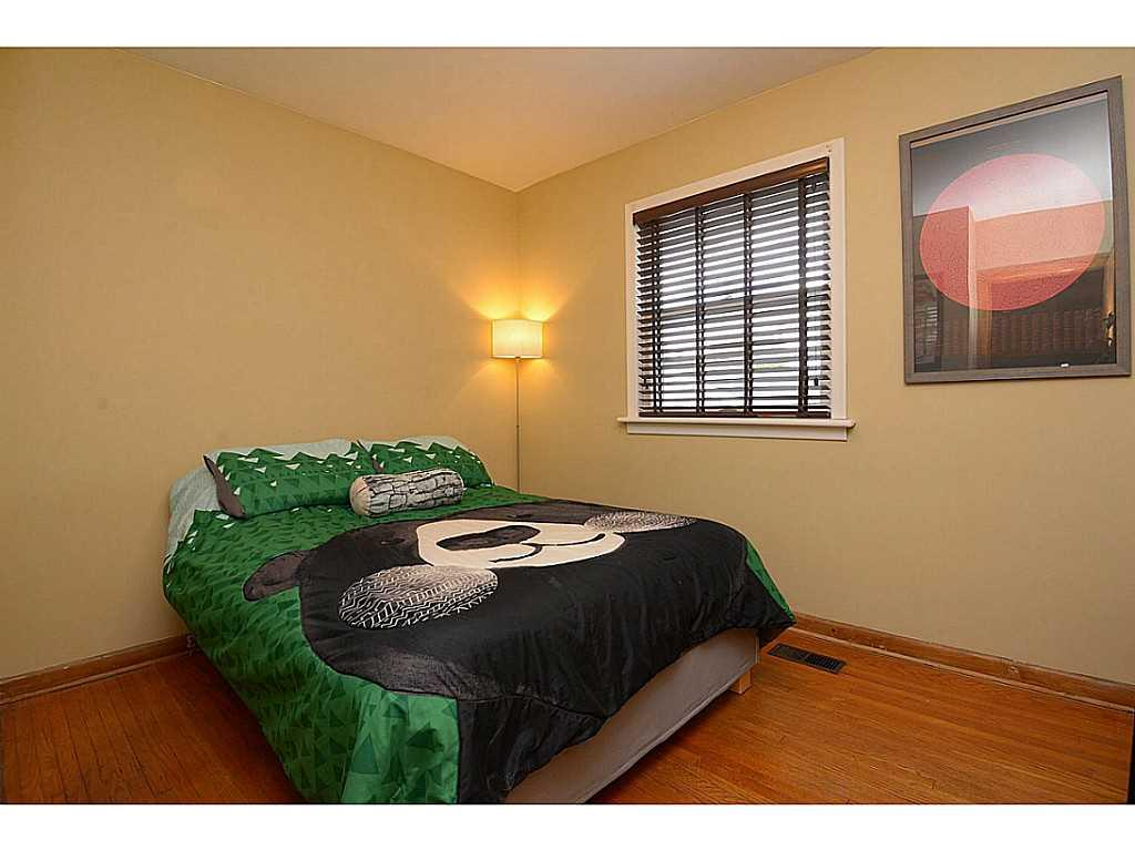 55 Burfield Avenue - Bedroom.