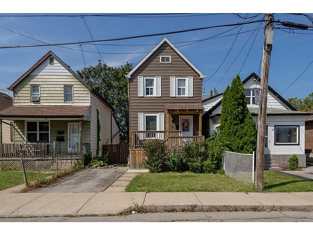 Photo of: MLS# H3217074 9 Frederick Avenue, Hamilton |ListingID=132