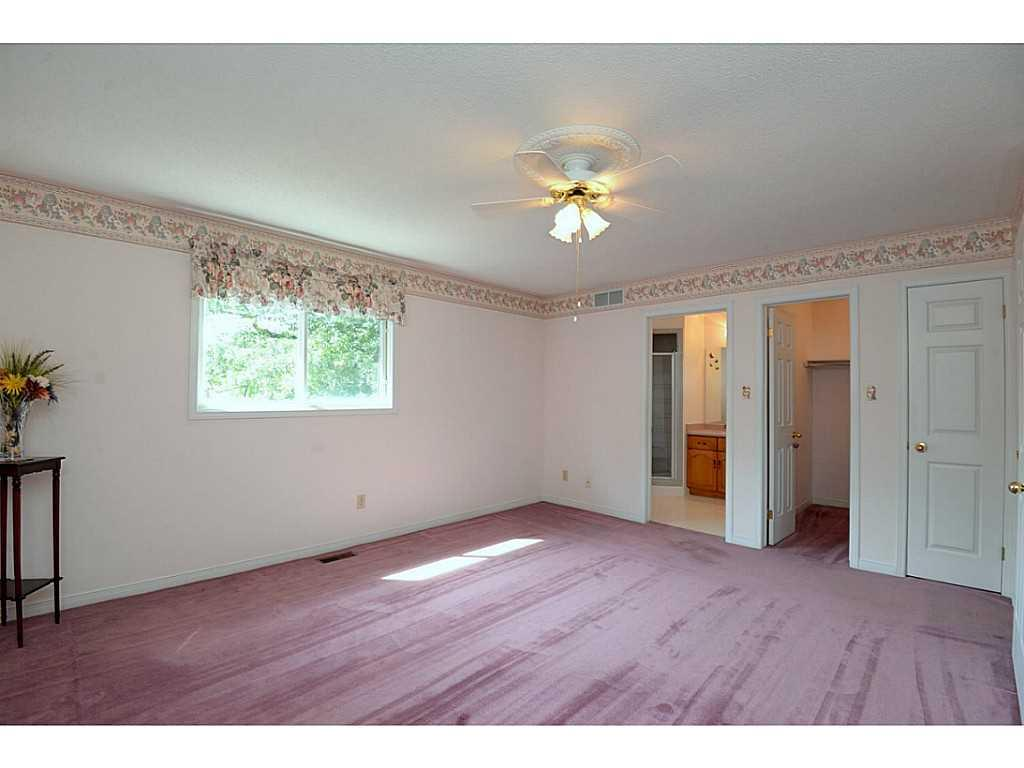 24 Linington Trail - Master Bedroom. 3pc ensuite and walk-in closet.