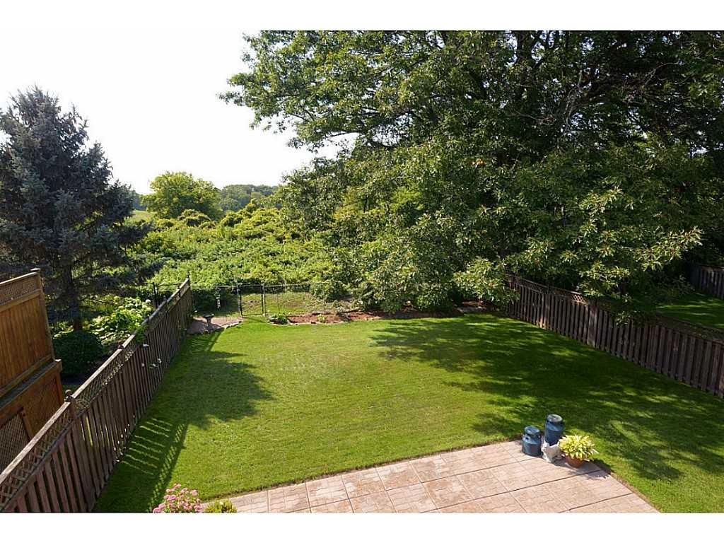 24 Linington Trail - Yard/Garden. Lots of room to expand. Pool maybe?