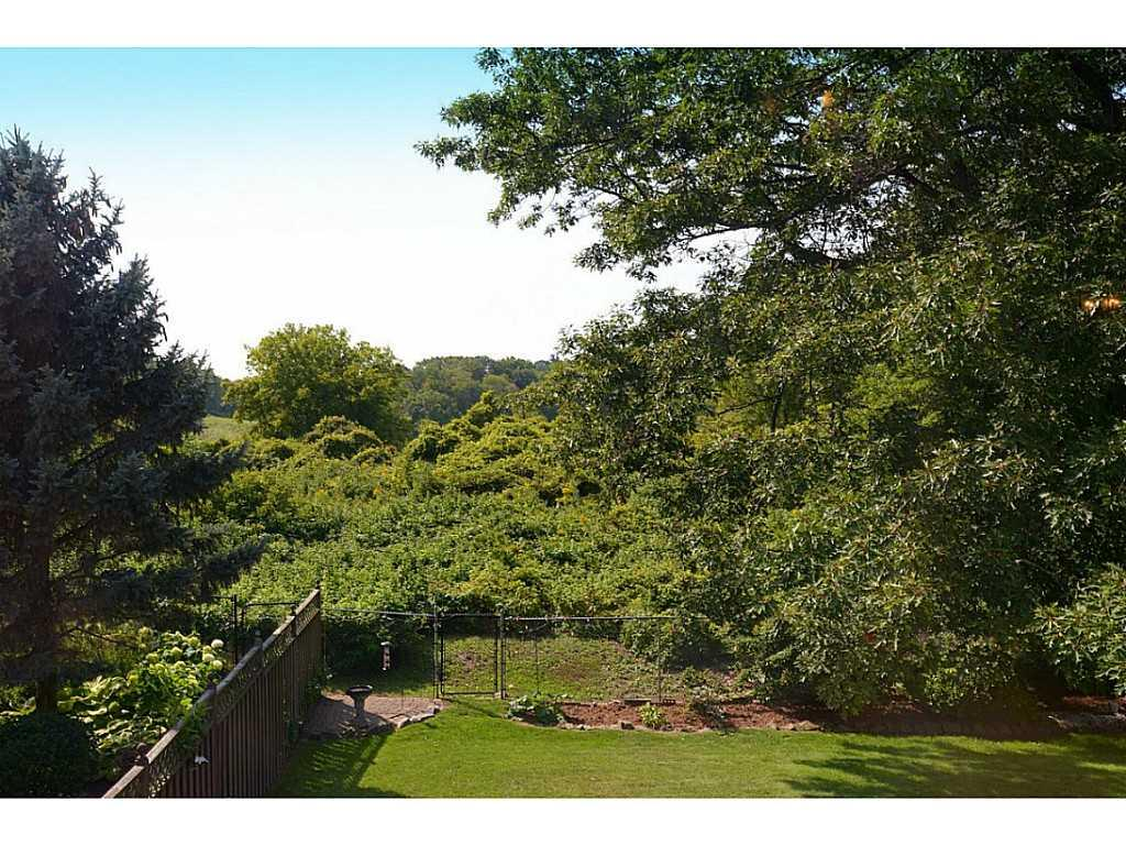 24 Linington Trail - View. View from the master bedroom window..... can