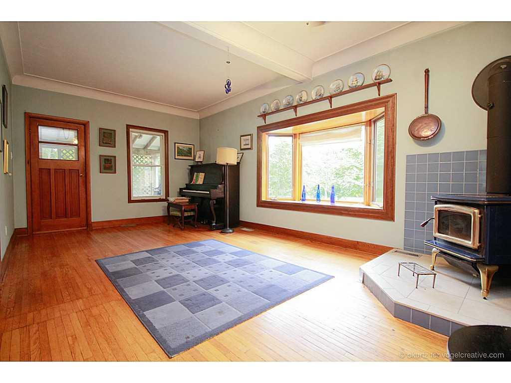 1705 2Nd Conc Road W  - Living Room.