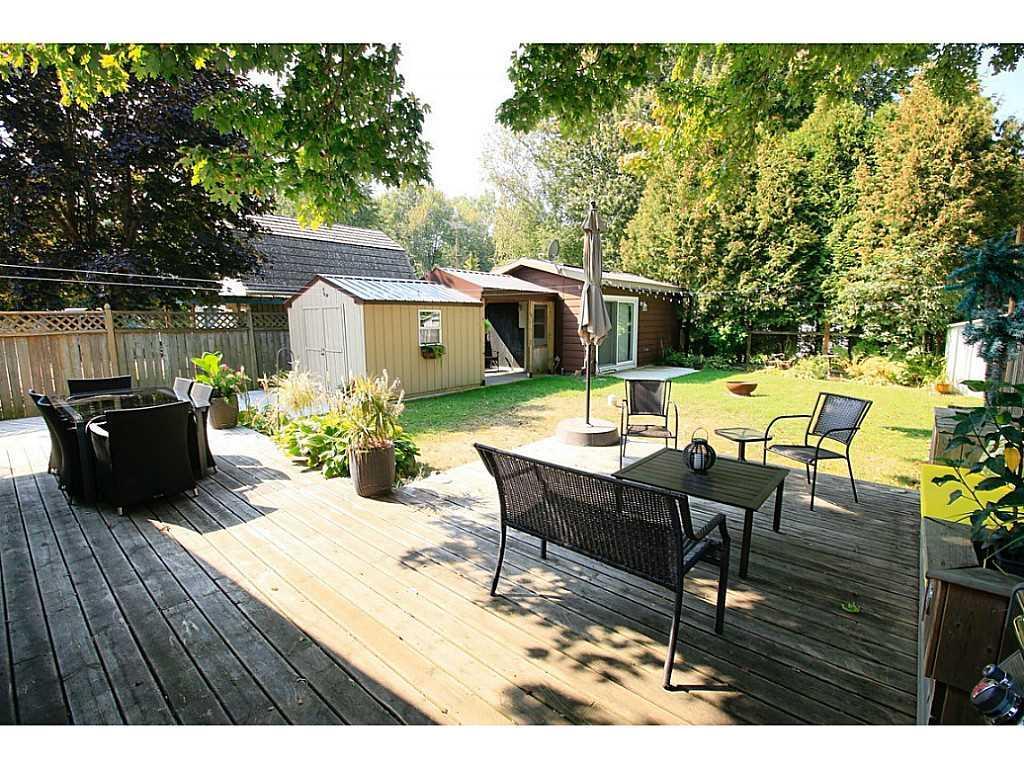 193 Cedar Drive - Yard/Garden.