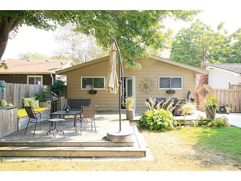 193 Cedar Drive - Patio/Deck.