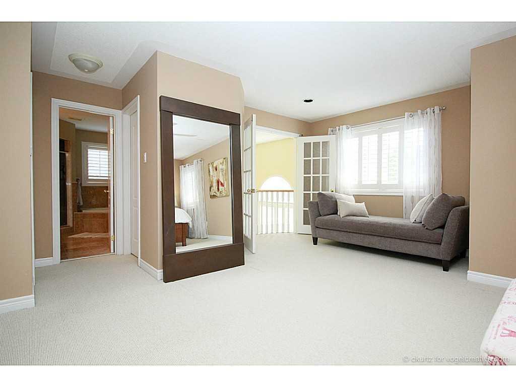 38 Winegarden Trail - Master Bedroom.