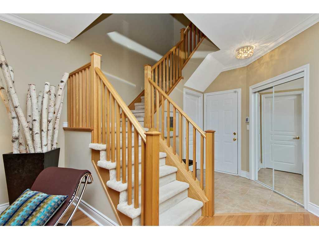 7-71 Sulphur Springs Road - Staircase.