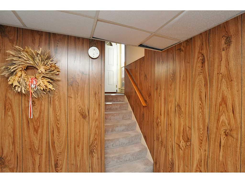 97 Purdy Crescent - Staircase.