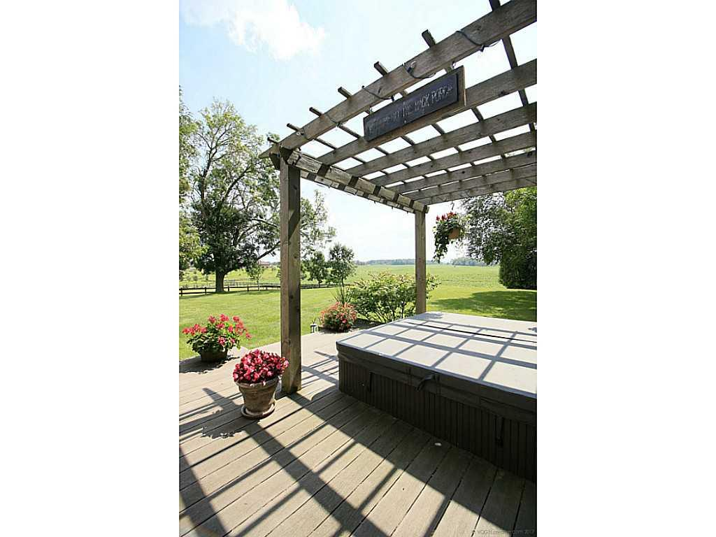 1420 Sawmill Road - Patio/Deck.
