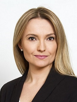 Irena Tunjic - Sales Representative