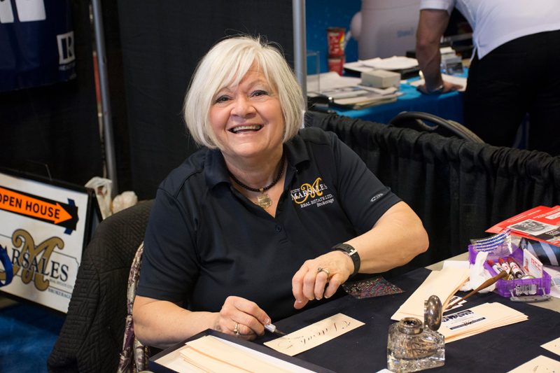 Photo of Rosalyn (Roz) Niewland - 2018 Ancaster Home Show