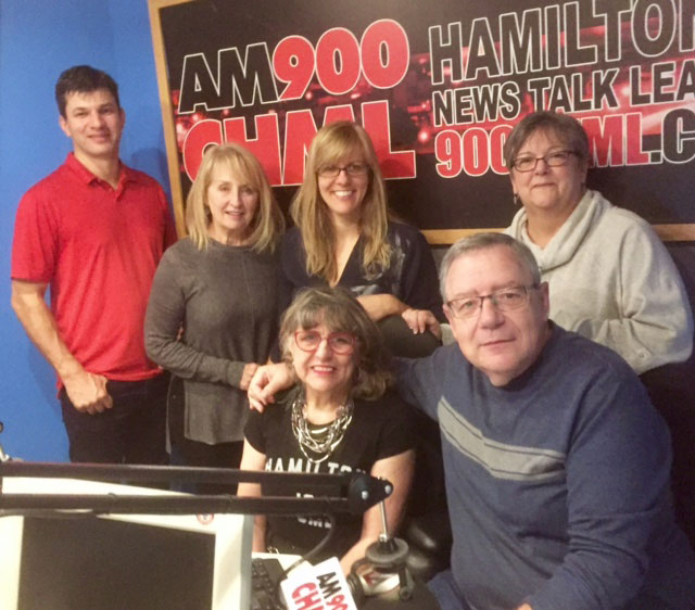 Photo of The Judy Marsales Radio Show on  900 CHML