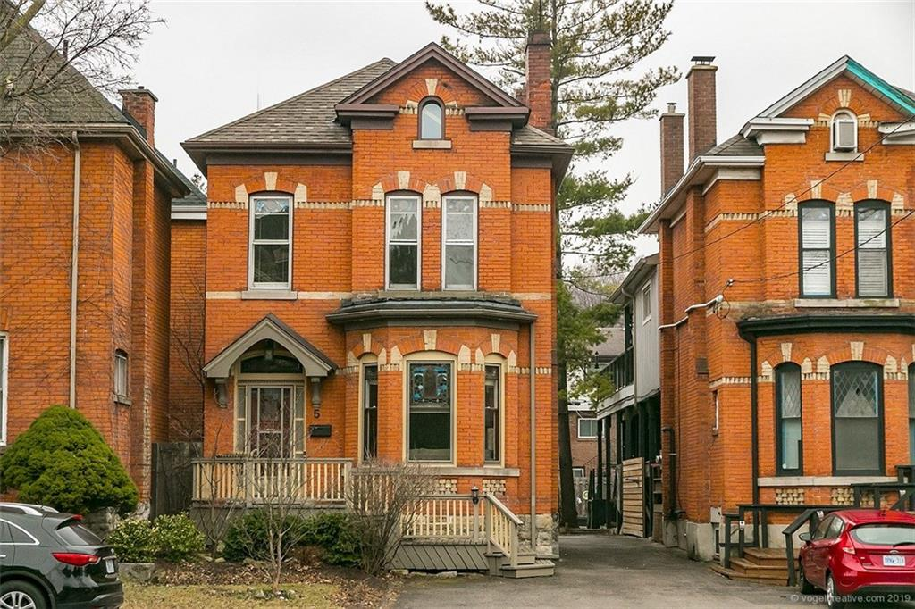 5 Homewood Avenue -