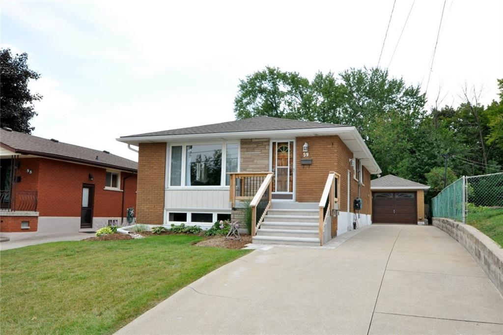 Photo of: MLS# H4063273 59 Jameston Avenue, Hamilton |ListingID=1782
