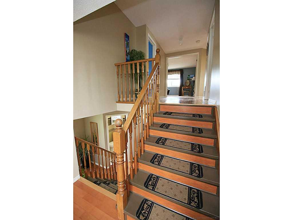 45 Mistywood Drive - Staircase.