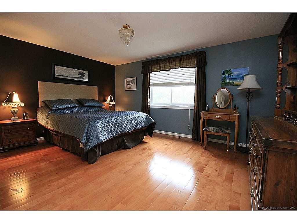 45 Mistywood Drive - Master Bedroom.