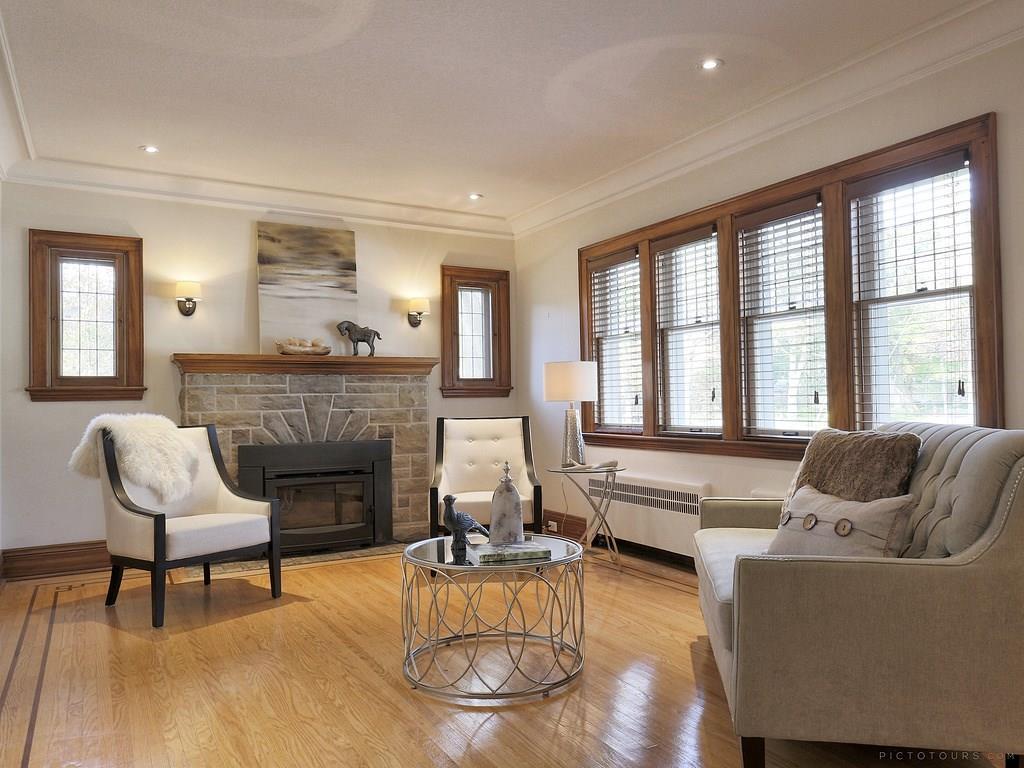 34 Victoria Street - Living Room