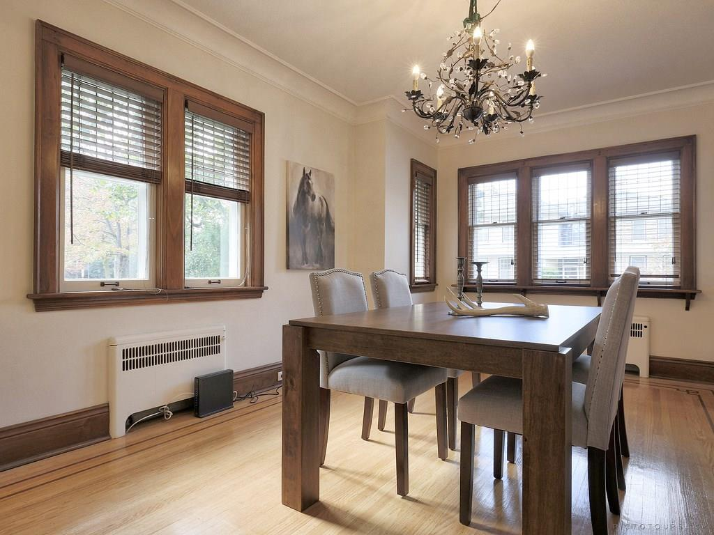 34 Victoria Street - Dining Room