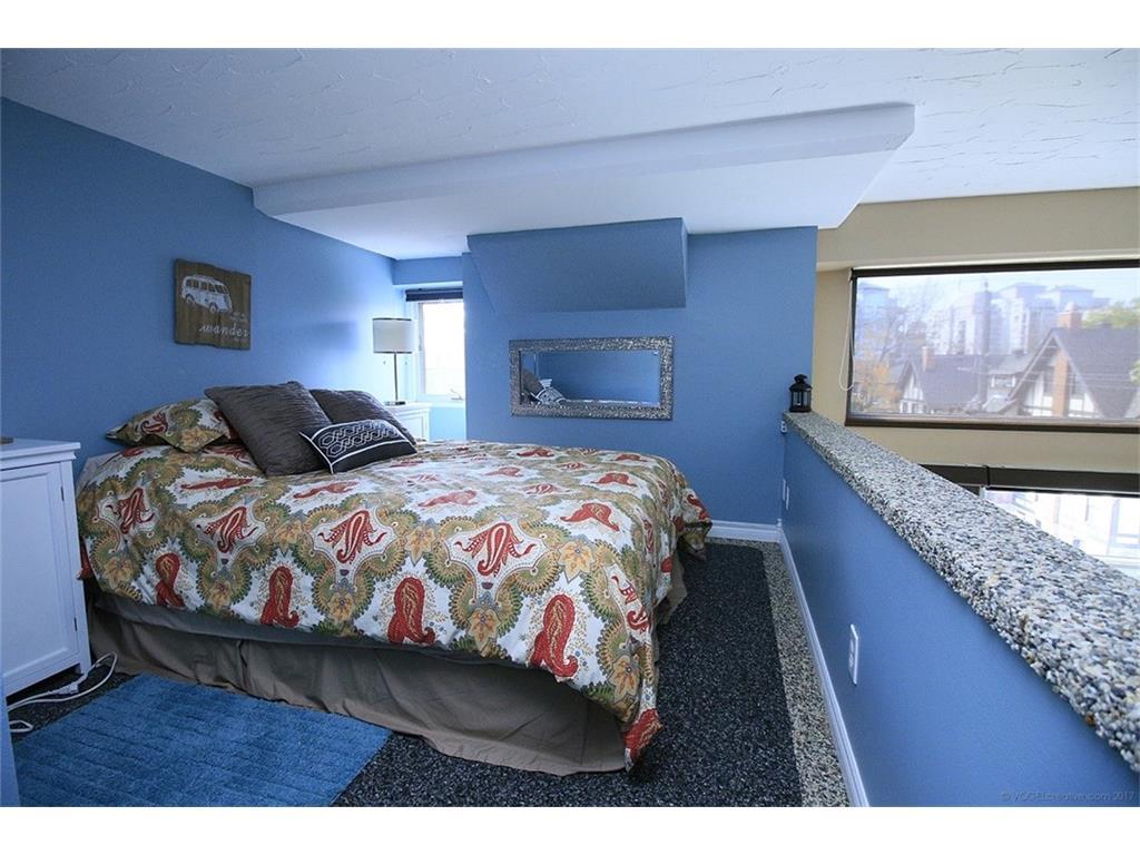 313-50 Main Street - Loft Bedroom