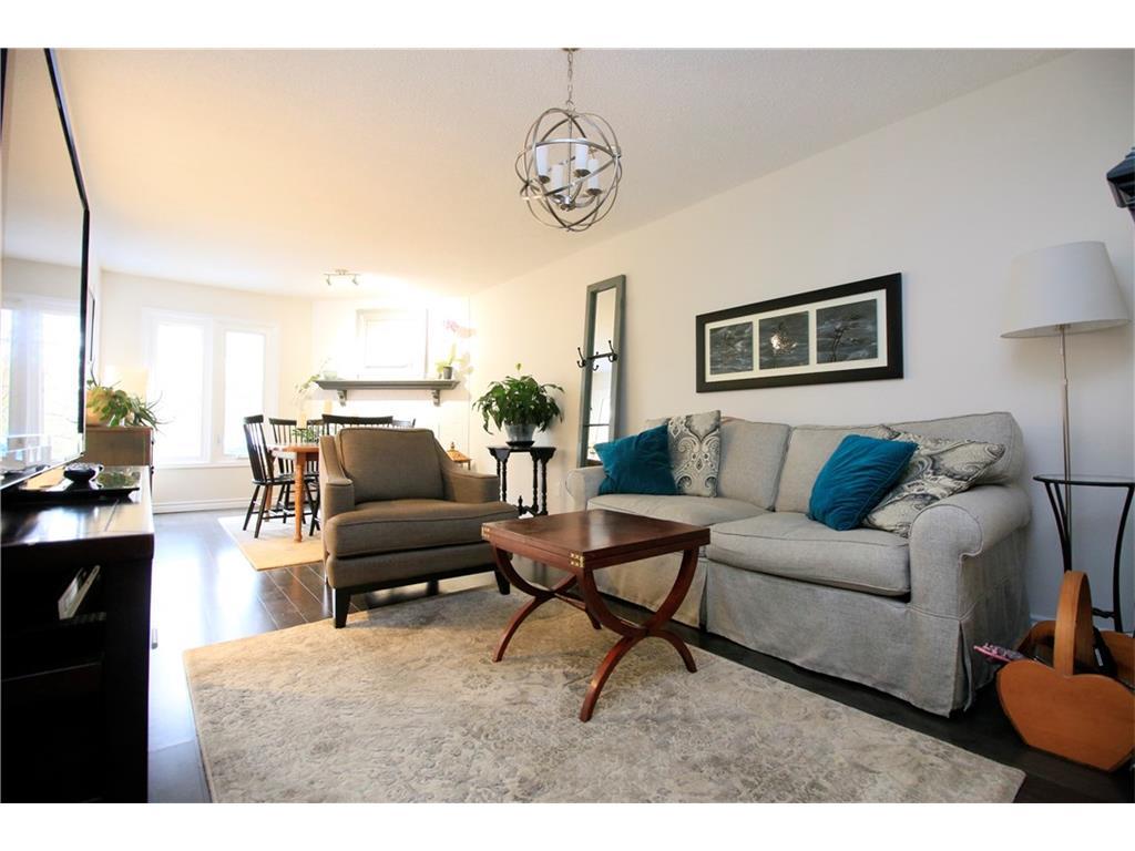 16-14 Huntingwood Avenue - Living Room