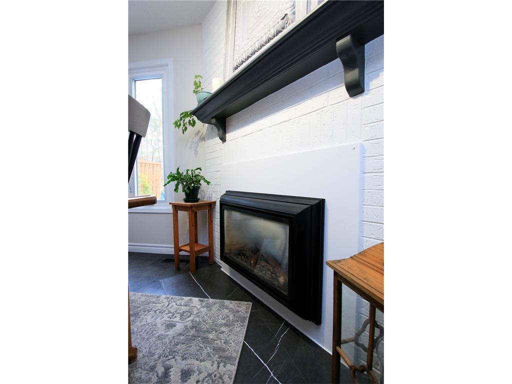 16-14 Huntingwood Avenue - Fireplace