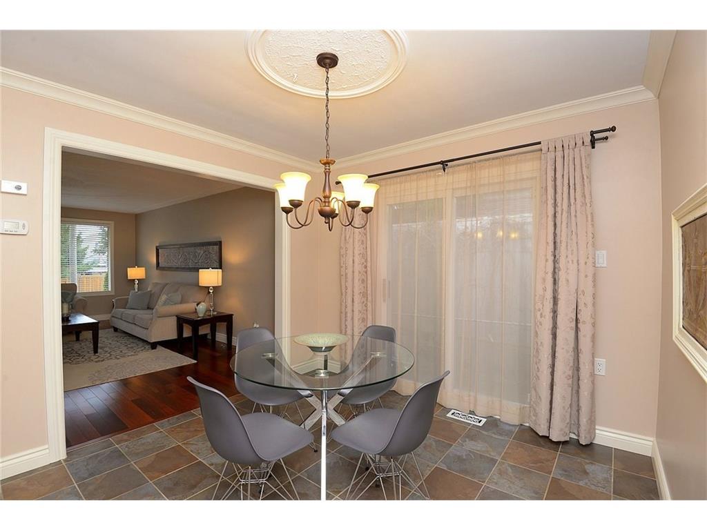 9 Birchbank Boulevard - Living/Dining Rooms