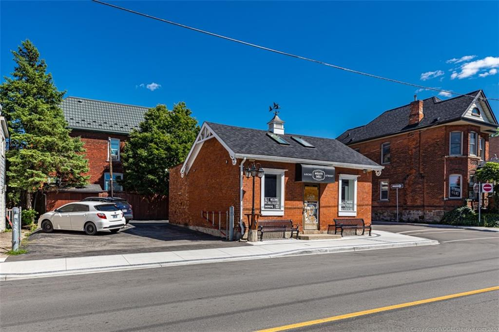 Photo of: MLS# H4084485 205 Locke Street S , Hamilton