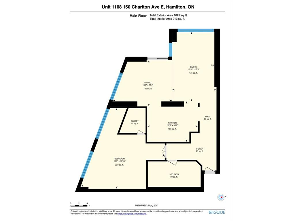 1108-150 Charlton Avenue E  -