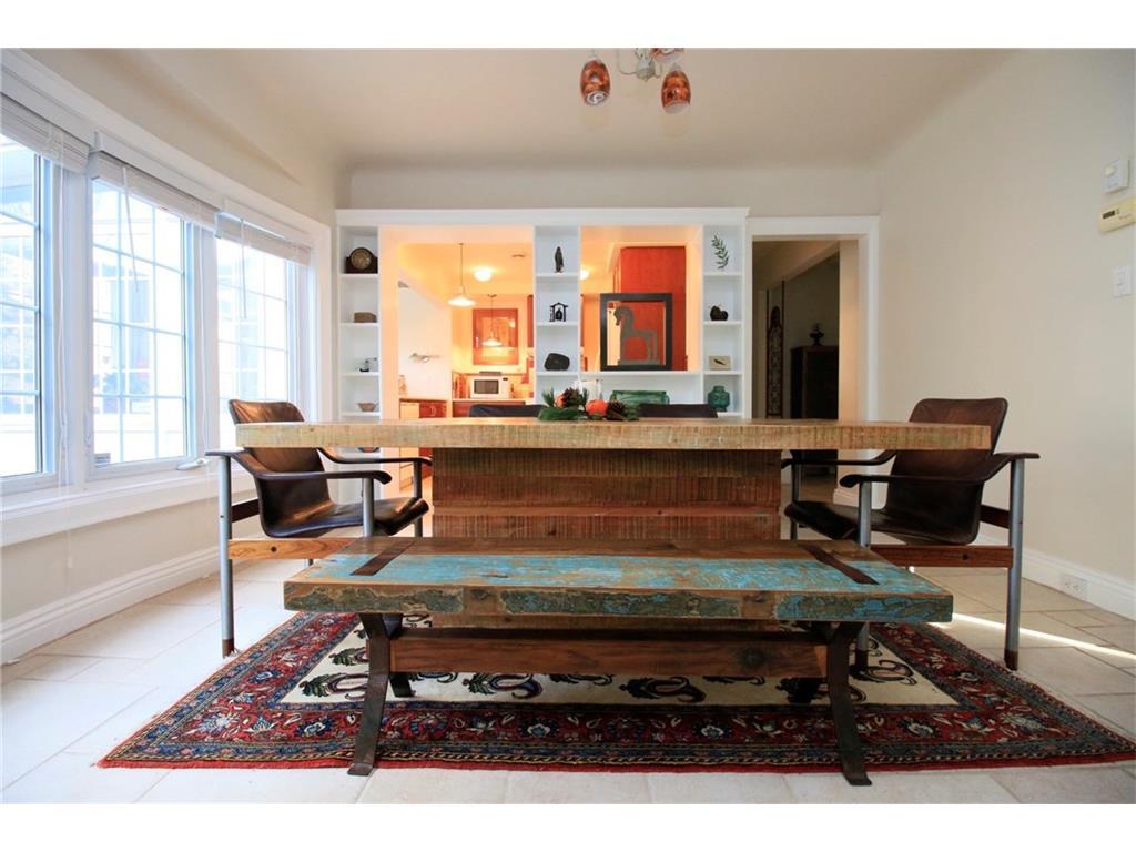 16 South Street W  - Dining Room