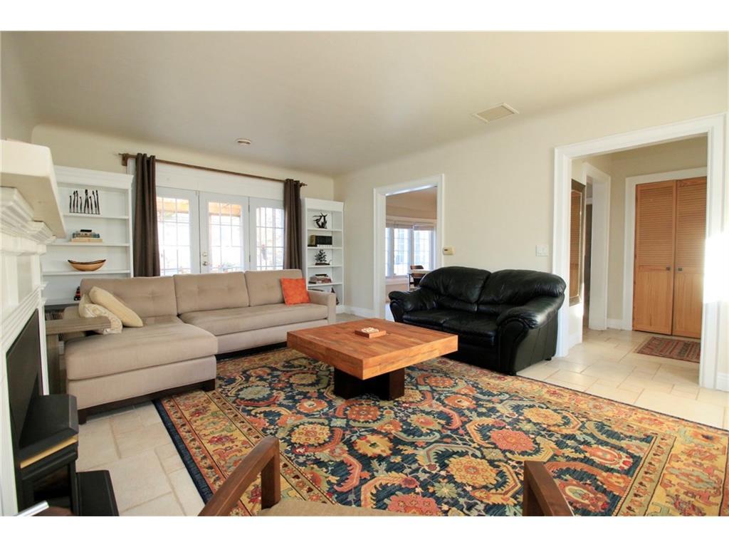 16 South Street W  - Living Room