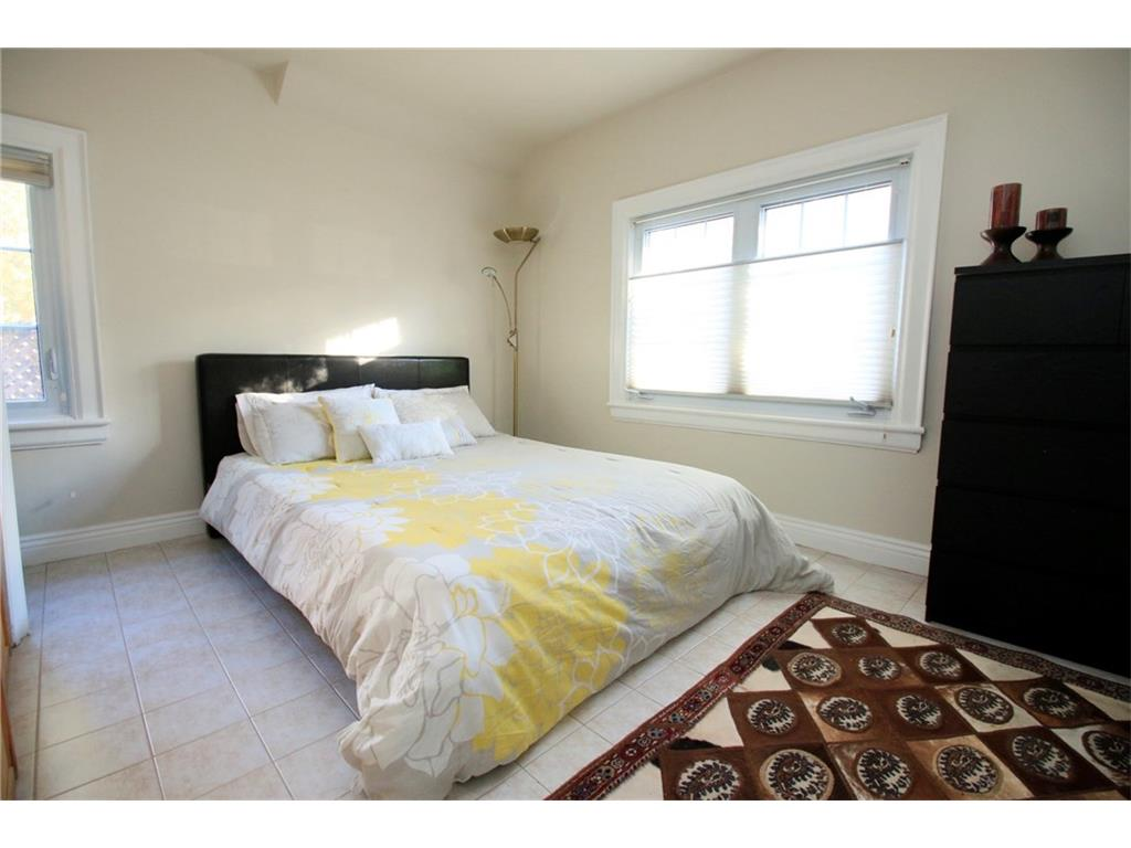 16 South Street W  - Bedroom
