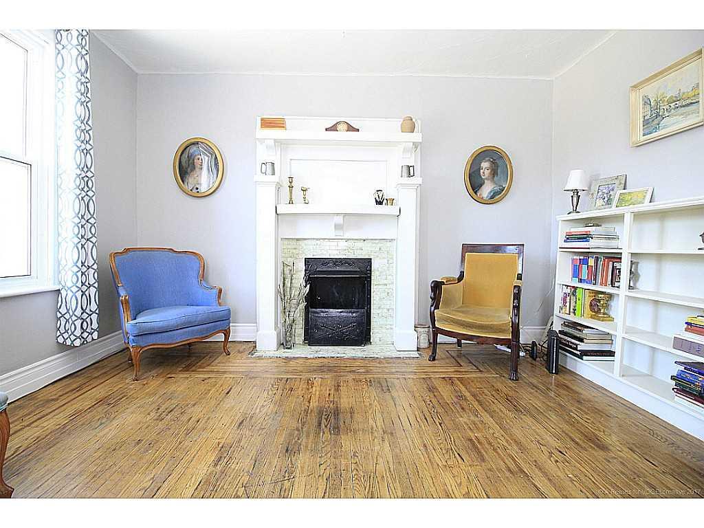 76 Gibson Avenue - Living Room.