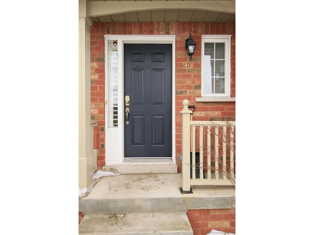 90 Huntingwood Avenue - Exterior Front