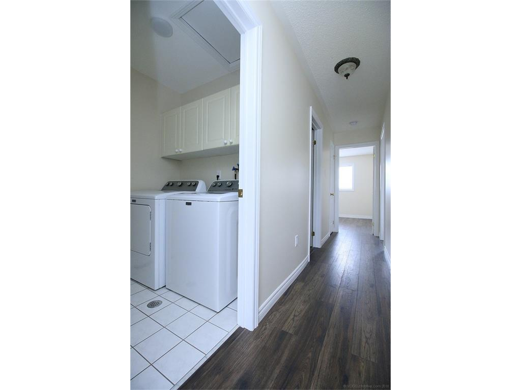 90 Huntingwood Avenue - Laundry