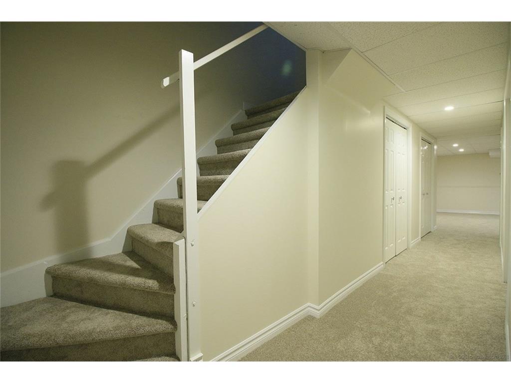 90 Huntingwood Avenue - Basement Staircase