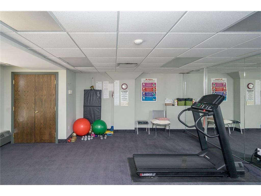 404-77 Governor's Road - Building Exercise Room