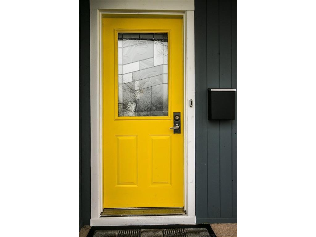 17 Carrington Court - Front Door