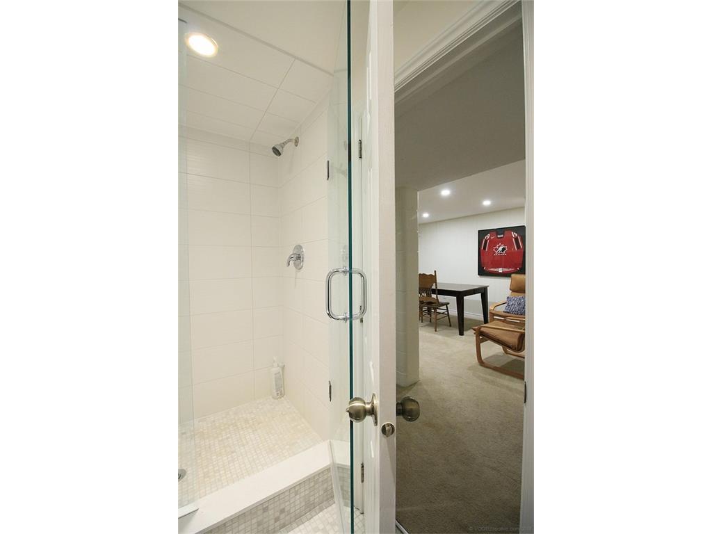 17 Carrington Court - Basement Bathroom