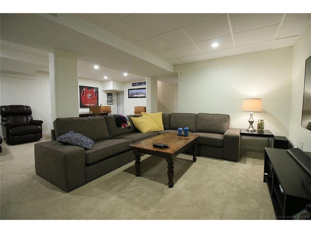17 Carrington Court - Basement Recroom