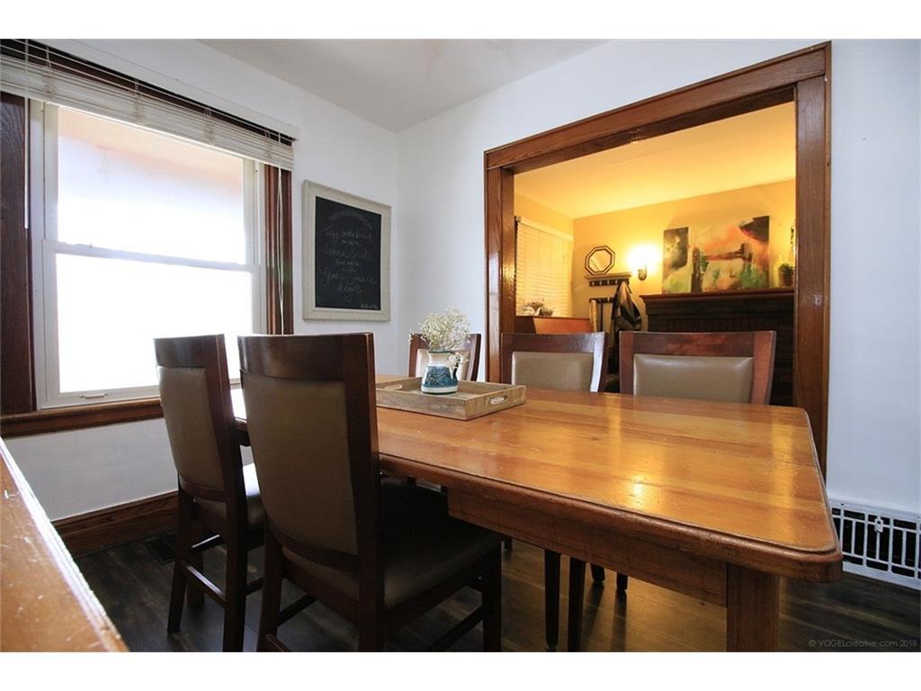 22 Cope Street - Dining Room