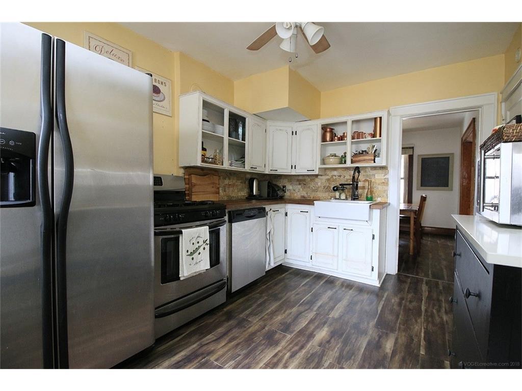 22 Cope Street - Kitchen