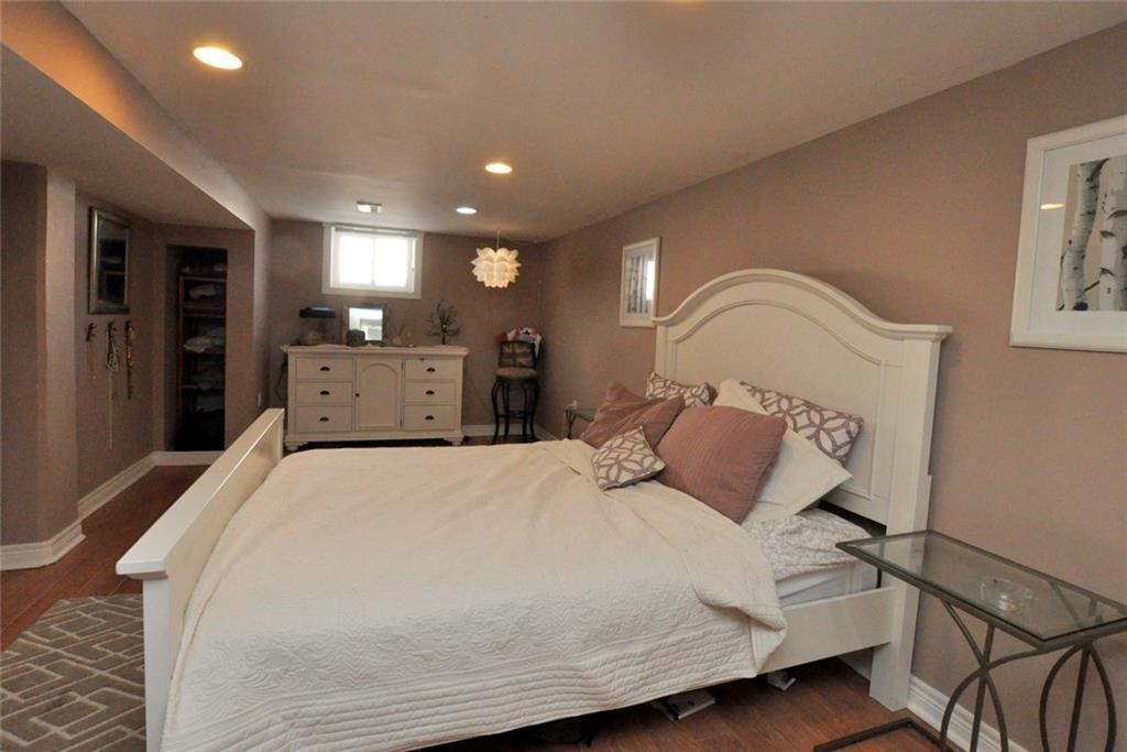 180 HADDON Avenue S  - Lower Bedroom/Rec Room