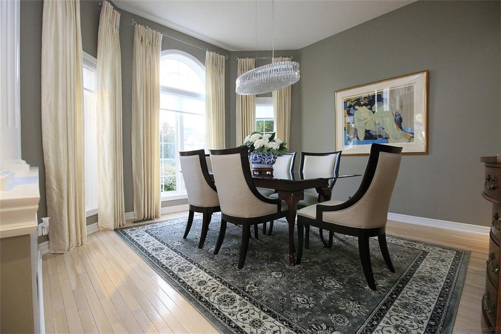110 Stonehenge Drive - Dining Room