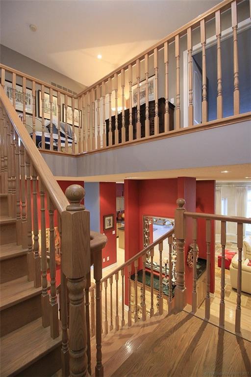 110 Stonehenge Drive - Staircase