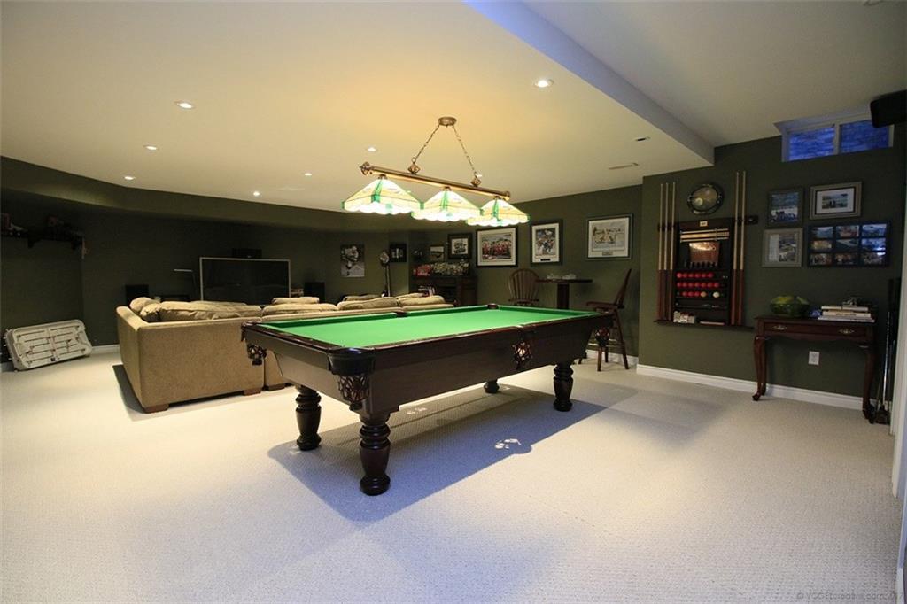 110 Stonehenge Drive - Basement Family Room