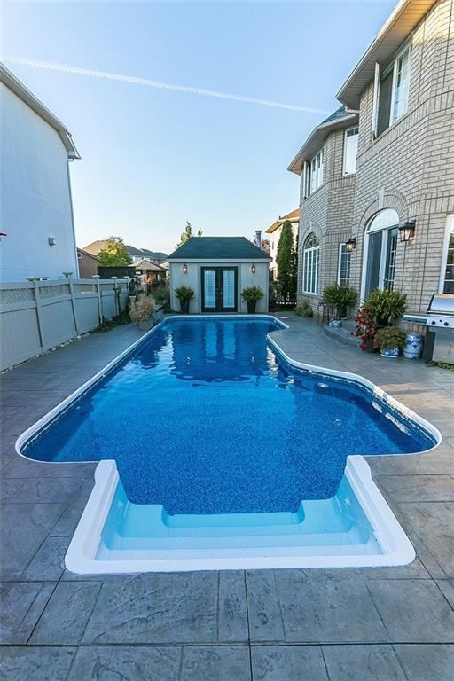 110 Stonehenge Drive - Pool